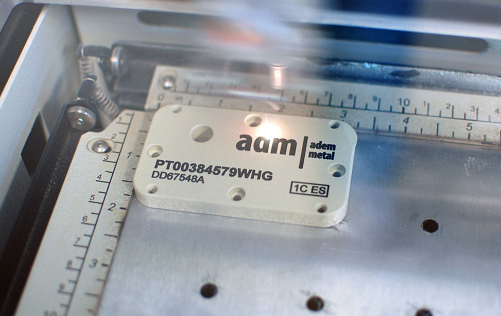 Adem Metal Plate in System