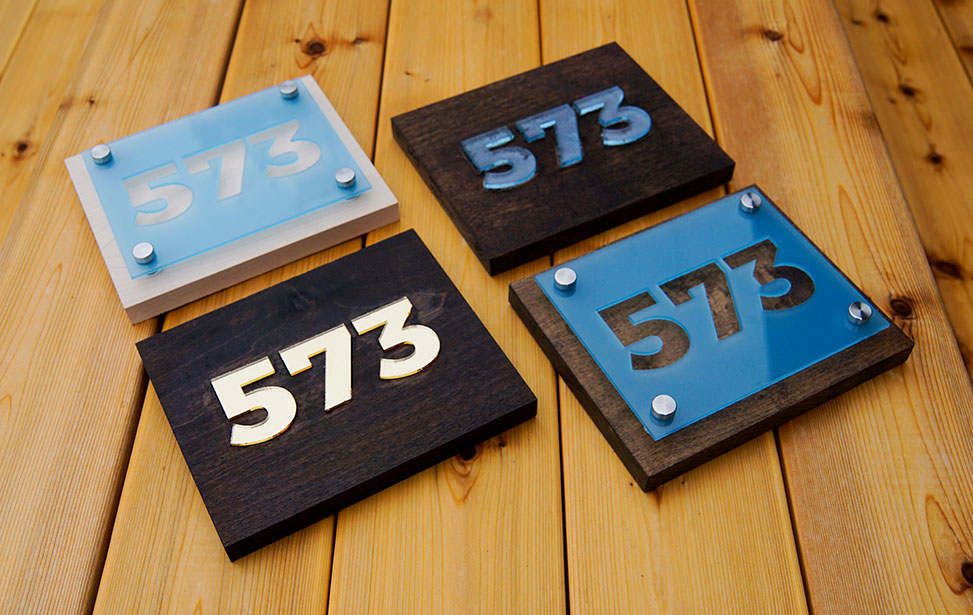Signage And Display Laser Applications For Laser Engravers And Cutters
