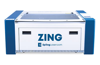 zing 24 laser machine