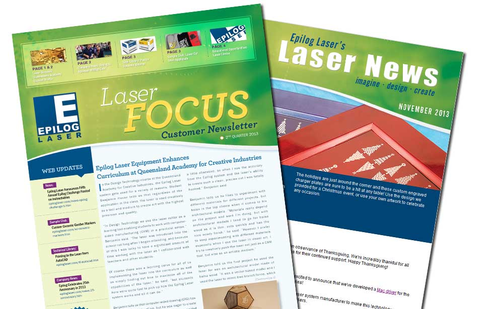 Fusion M2 newsletters