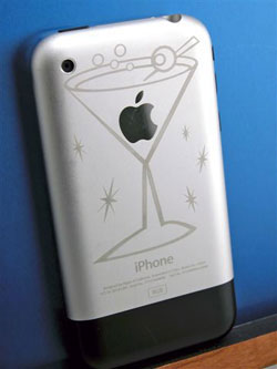 iphone engraving